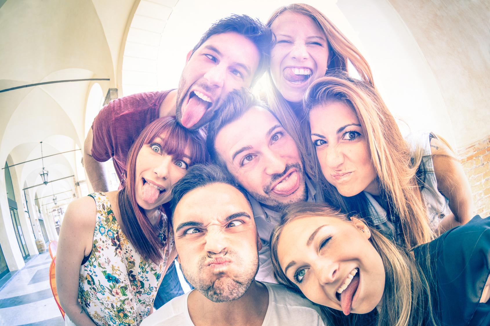 Teens junge erwachsene 14 20 jahre kinder stark machen for Best group pictures